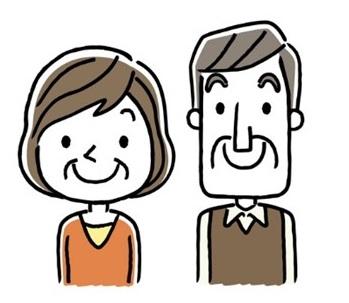 祝福される結婚のための信託の画像